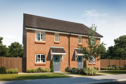 3 bedroom end of terrace house for sale - Plot 162, The Turner at The Oaks, Parsons Hill, Kings Norton, Birmingham B30