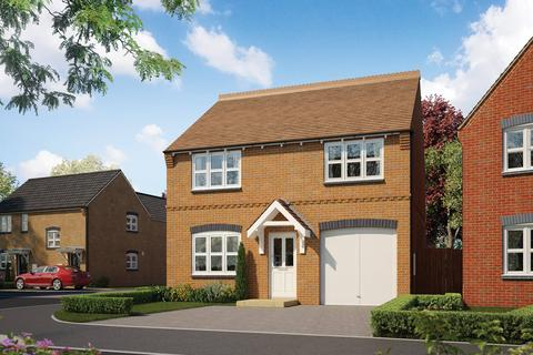 4 bedroom detached house for sale - Plot 155, The Dalby at Curzon Park, Derby Road, Wingerworth S42