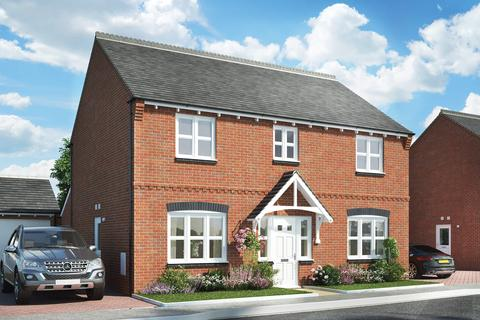 4 bedroom detached house for sale - Plot 55, The Laughton at Curzon Park, Derby Road, Wingerworth S42