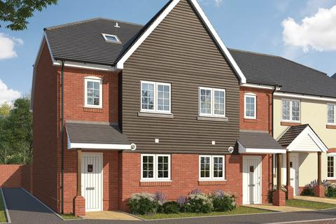 3 bedroom end of terrace house for sale - Plot 34, The Goldcrest at Cathedral Park, Bartholomews, Bognor Road, Chichester PO19