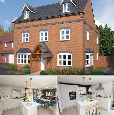 5 bedroom detached house for sale - Plot 146, The Bosworth at Cuttle Brook, Infinity Park Way, Chellaston DE73