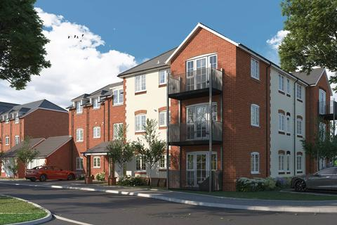 2 bedroom apartment for sale - Plot 20, The Hawfinch at Cathedral Park, Bartholomews, Bognor Road, Chichester PO19