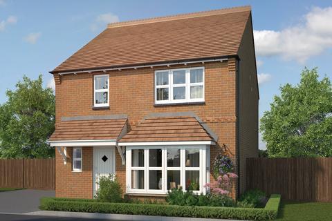 4 bedroom detached house for sale - Plot 181, The Laurel at Curzon Park, Derby Road, Wingerworth S42