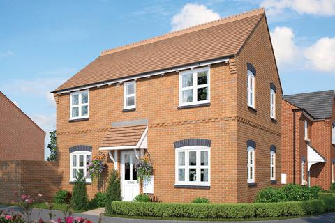 3 bedroom detached house for sale - Plot 142, The Lichfield at Curzon Park, Derby Road, Wingerworth S42