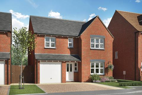 4 bedroom detached house for sale - Plot 132, The Lowesby at Cuttle Brook, Infinity Park Way, Chellaston DE73