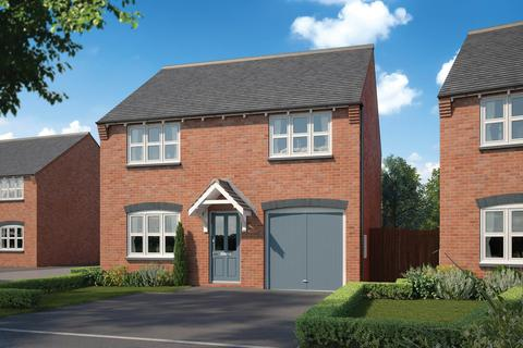 4 bedroom detached house for sale - Plot 54, The Dalby at Berry Hill, Off Sherwood Way East, Mansfield NG18