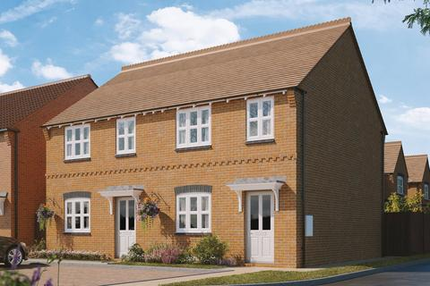3 bedroom semi-detached house for sale - Plot 137, The Somerby at Curzon Park, Derby Road, Wingerworth S42