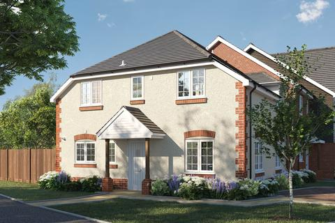 4 bedroom end of terrace house for sale - Plot 51, The Nightingale at Cathedral Park, Bartholomews, Bognor Road, Chichester PO19