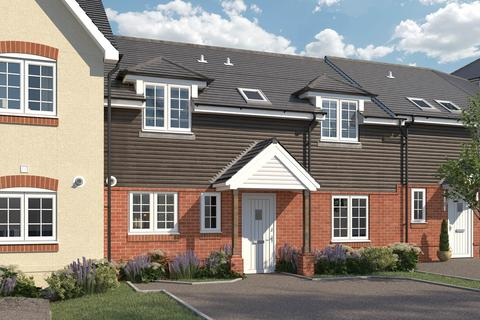 4 bedroom terraced house for sale - Plot 43, The Nightingale at Cathedral Park, Bartholomews, Bognor Road, Chichester PO19