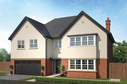 5 bedroom detached house for sale - Plot 117, The Redwood at Ottermead at Jameson Manor, Off North Road, Ponteland, Newcastle upon Tyne NE20