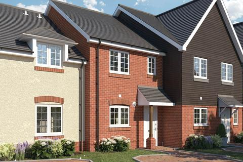 2 bedroom terraced house for sale - Plot 2, The Swift at Cathedral Park, Bartholomews, Bognor Road, Chichester PO19