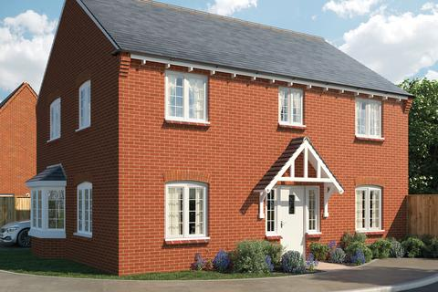 4 bedroom detached house for sale - The Gelsmoor at The Foresters at Middlebeck, Bowbridge Lane, Newark On Trent NG24