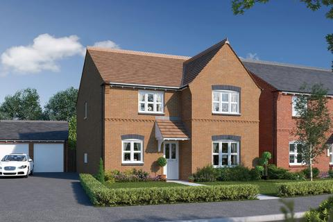 4 bedroom detached house for sale - Plot 180, The Weston at Curzon Park, Derby Road, Wingerworth S42