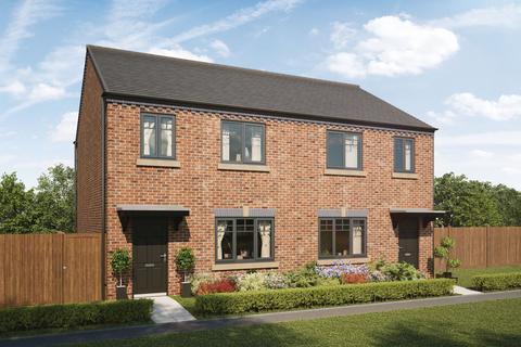 3 bedroom semi-detached house for sale - Plot 38, The Cherry at Stanegate Manor, Milkwell Lane, Corbridge NE45