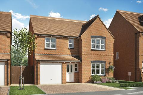 4 bedroom detached house for sale - Plot 196, The Lowesby at Curzon Park, Derby Road, Wingerworth S42