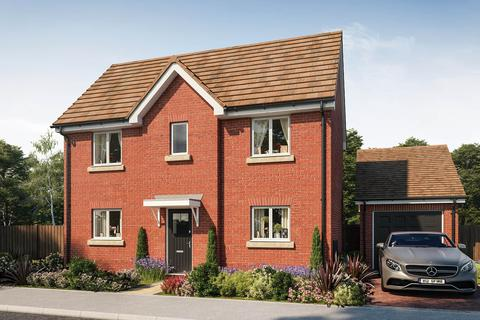3 bedroom detached house for sale - Plot 89, The Quilter at Hatfield Grove, Station Road, Hatfield Peverel CM3