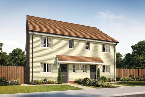 3 bedroom semi-detached house for sale - Plot 96, The Turner at Hatfield Grove, Station Road, Hatfield Peverel CM3