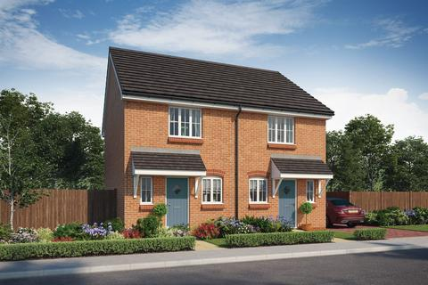 2 bedroom terraced house for sale - Plot 3, The Blacksmith at Harnham Park, Off Netherhampton Road, Salisbury SP2