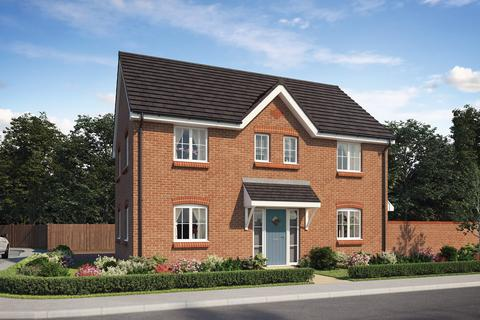 4 bedroom detached house for sale - Plot 28, The Bowyer at Harnham Park, Off Netherhampton Road, Salisbury SP2