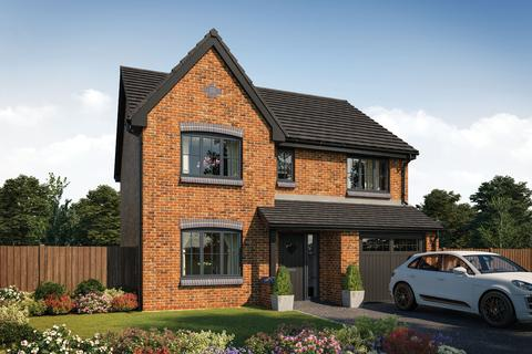 4 bedroom detached house for sale - Plot 135, The Cutler at Abbey Heights, North Wallbottle Road, Lower Callerton NE15