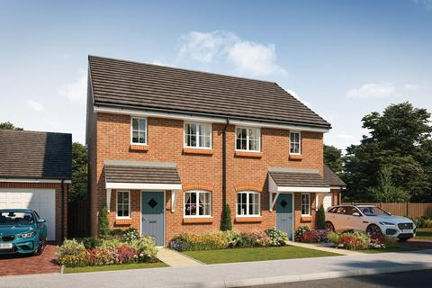 2 bedroom semi-detached house for sale - Plot 49, The Cooper at Harnham Park, Off Netherhampton Road, Salisbury SP2