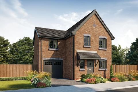 3 bedroom detached house for sale - Plot 120, The Glazier at Abbey Heights, North Wallbottle Road, Lower Callerton NE15