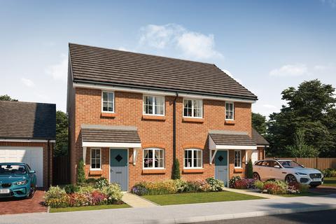 2 bedroom semi-detached house for sale - Plot 48, The Cooper at Harnham Park, Off Netherhampton Road, Salisbury SP2