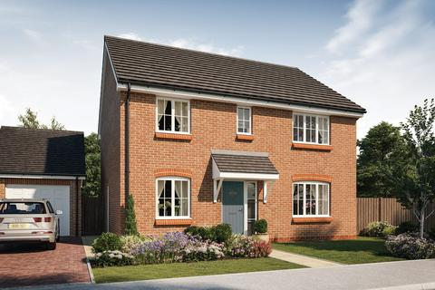 4 bedroom detached house for sale - Plot 42, The Goldsmith at Harnham Park, Off Netherhampton Road, Salisbury SP2