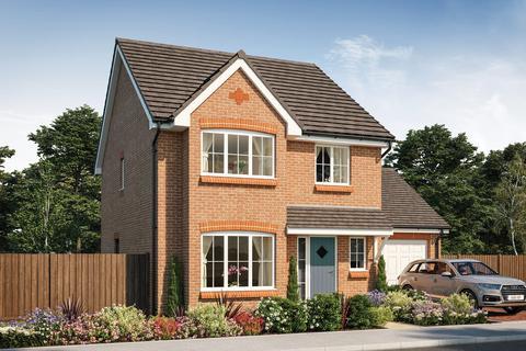 4 bedroom detached house for sale - Plot 43, The Scrivener at Harnham Park, Off Netherhampton Road, Salisbury SP2