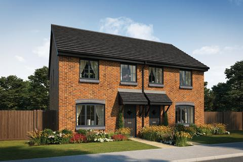 3 bedroom semi-detached house for sale - Plot 121, The Tailor at Abbey Heights, North Wallbottle Road, Lower Callerton NE15
