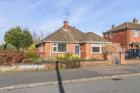 2 bedroom bungalow for sale - Newstead Avenue, Burbage, Leicestershire, LE10