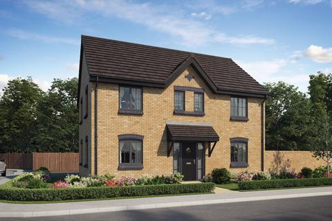 4 bedroom detached house for sale - Plot 12, The Bowyer at Northdene, Billymill Lane, North Shields NE29