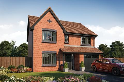 4 bedroom detached house for sale - Plot 10, The Cutler at Northdene, Billymill Lane, North Shields NE29