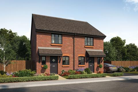 2 bedroom semi-detached house for sale - The Potter at Woodgreen, Plessey Road, Blyth NE24