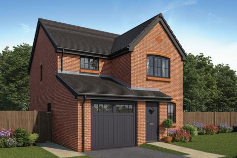 3 bedroom detached house for sale - The Sawyer at Woodgreen, Plessey Road, Blyth NE24
