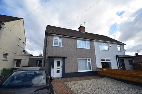 3 bedroom semi-detached house to rent - Whitebarn Road, Llanishen, Cardiff