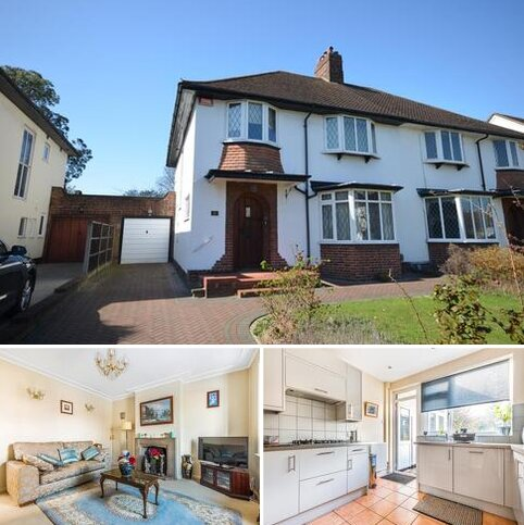 3 bedroom semi-detached house for sale - Cedarhurst Drive Eltham SE9