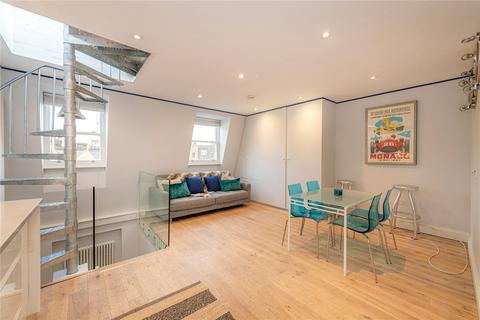 1 bedroom flat to rent - Cornwall Crescent, London, W11