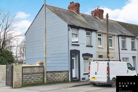 2 bedroom terraced house for sale - 1 Bassett Terrace Llanelli SA15 4DU