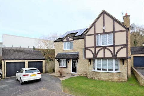 4 bedroom detached house for sale - Tibberton Grove, The Reddings, Cheltenham, GL51 6UH