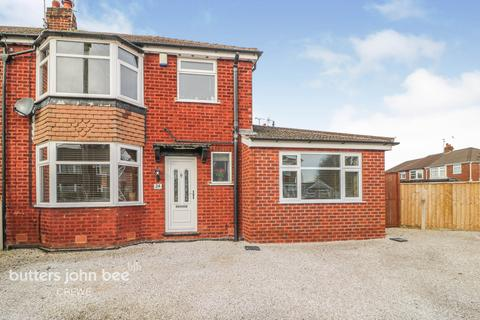 3 bedroom semi-detached house for sale - Flixton Drive, Crewe