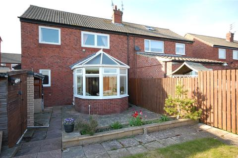 2 bedroom semi-detached house for sale - Stakeford Crescent, Stakeford, Choppington, Northumberland, NE62
