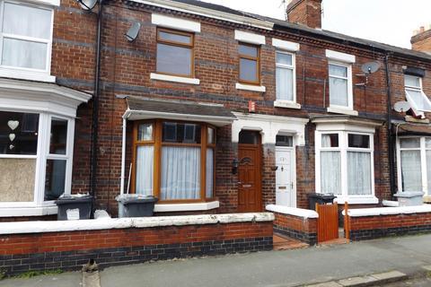 3 bedroom terraced house to rent - Richard Street, Crewe