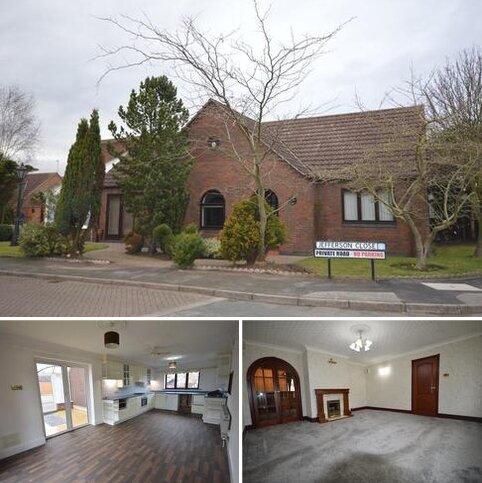 3 bedroom detached bungalow for sale - Jefferson Close, Hook