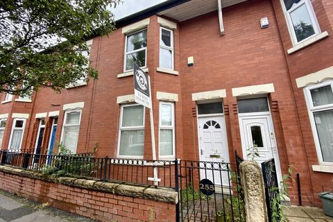 3 bedroom terraced house to rent - Heald Place, Manchester, M14 5NJ