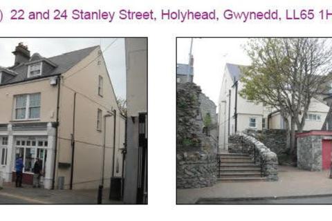1 bedroom flat for sale - Stanley Street, Holyhead