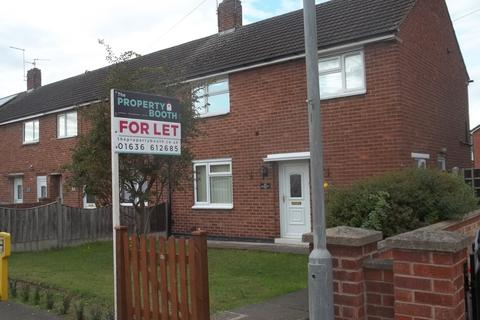 3 bedroom end of terrace house to rent - Cherry HoltNewarkNottinghamshire