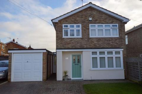 3 bedroom detached house for sale - Brodick Road, Hinckley