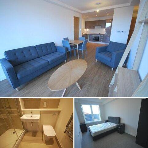 2 bedroom apartment to rent - Leaf Street, Hulme, Manchester, Lancashire, M15 5GA