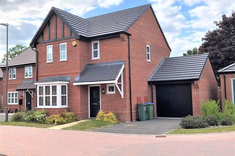3 bedroom detached house for sale - Britten Close, Aylesbury